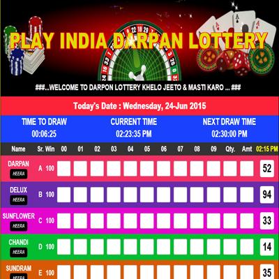 Darpan Lottery