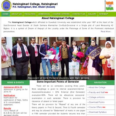 Hatsingimari College