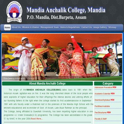 Mandia Anchalik College
