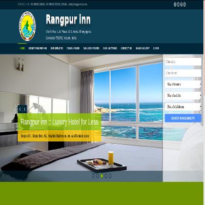 Rangpurinn Hotel